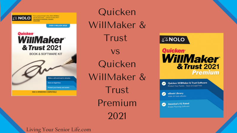 Nolo Quicken WillMaker & Trust 2021