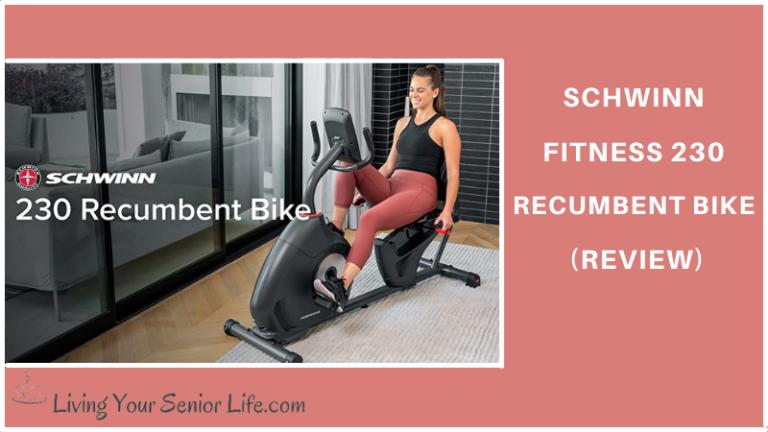 Schwinn Fitness 230 Recumbent Bike (Review 2021)