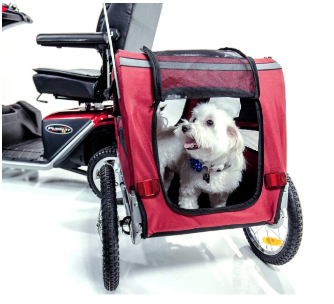 Challenger Mobility Scooter Pet Carrier
