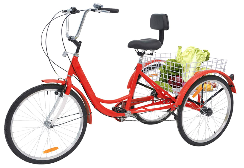 Barbella Adult Tricycle Review