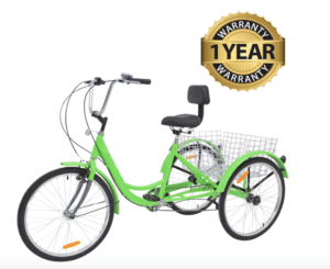 Slsy Adult Tricycle Review