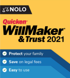 Nolo Quicken WillMaker & Trust 2021 - Review
