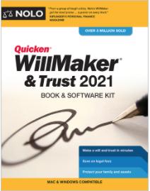 Nolo Quicken WillMaker & Trust 2021