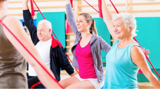 Best Exercise Equipment For Seniors - Resistance Bands