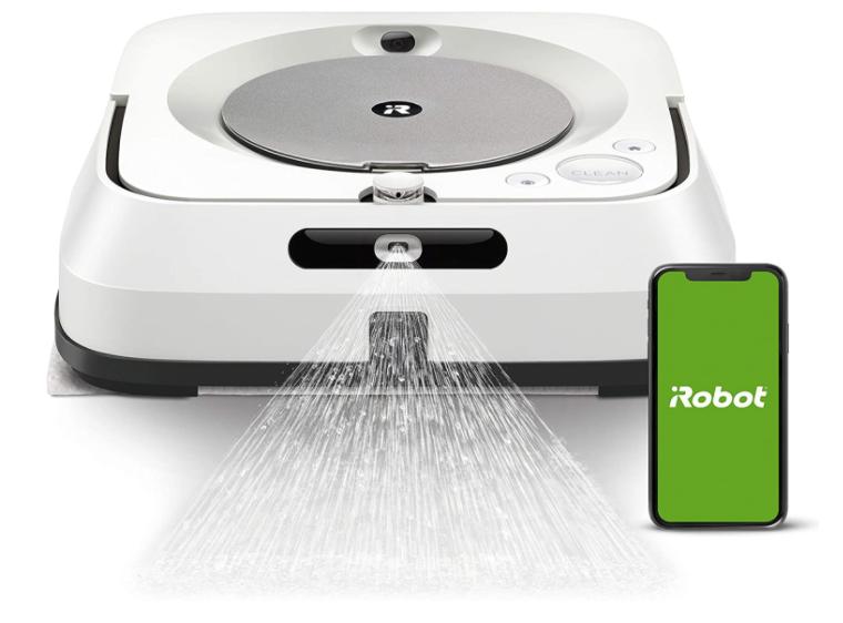 iRobot Braava Jet m6 - 6110 WiFi Connected Robot Mop
