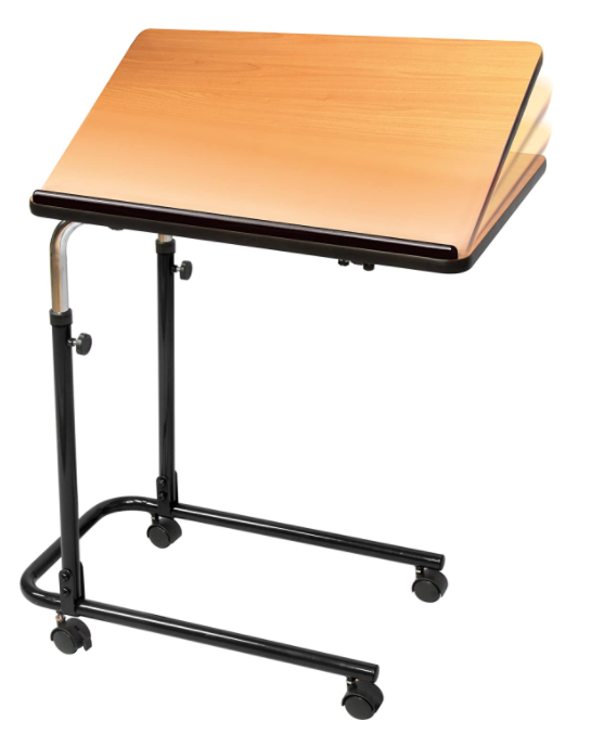 Best Over-Bed Tables With Wheels - Carex