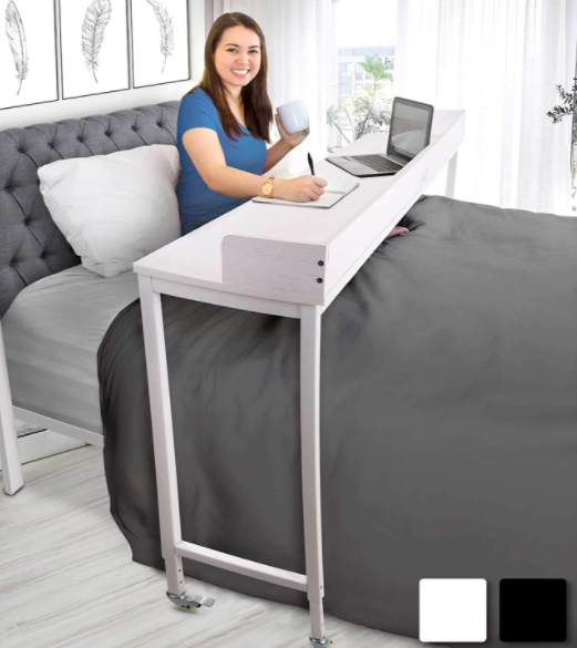 Best Over-Bed Tables With Wheels - Joy