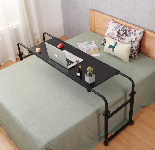 Best Over Bed Tables With Wheels - TigerDad