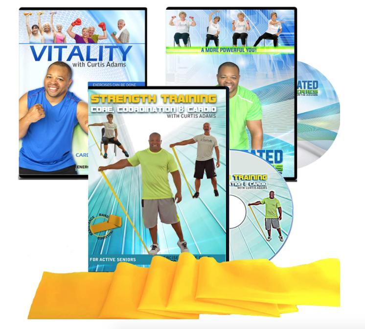 5 Best Senior Exercise Videos/DVDs – Product Comparison  - Senior Exercise Workout Video