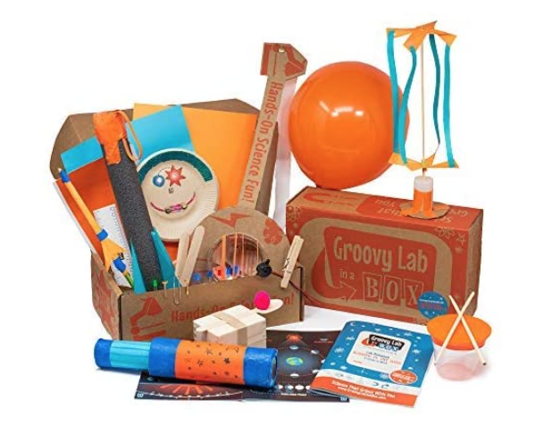 9 Best Monthly Subscription Boxes for Kids - Groovy Lab in a Box