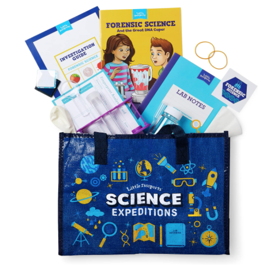 9 Best Monthly Subscription Boxes for Kids - Little Passports Science Expeditions