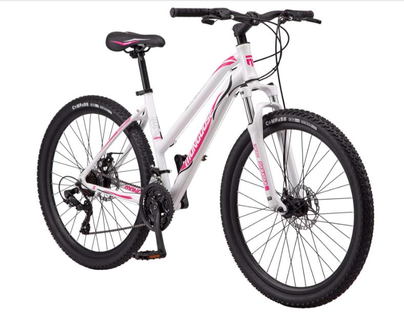Bicycles and Seniors - Mountain Bike