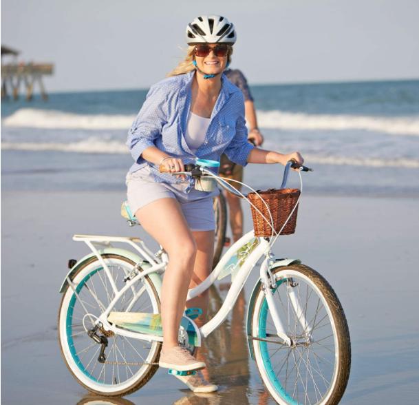 Bicycles and Seniors - Cruiser Bike