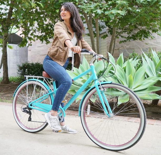 Bicycles and Seniors - Hybrid Bike
