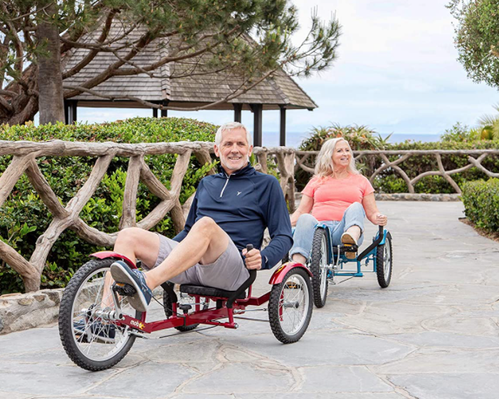 Bicycles and Seniors - Recumbent Bike