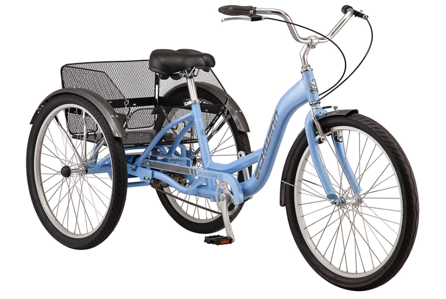 Bicycles and Seniors - Adult Tricycle