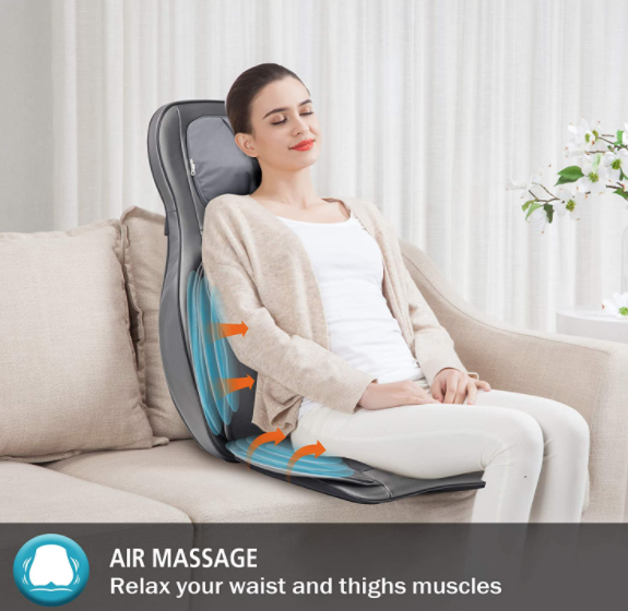 Best Back Massagers for Chairs - Comfier