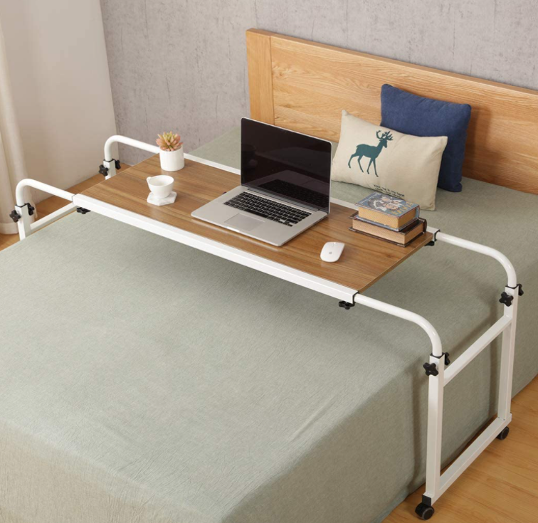 Best Over-Bed Tables With Wheels - TigerDad