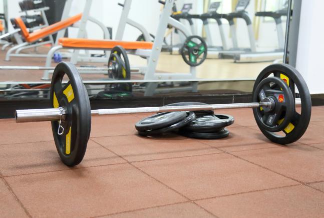 Best Exercise Equipment For Seniors - Barbell