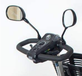 Best Mobility Scooter Accessories (2021 Reviews and Guide) - Mirror