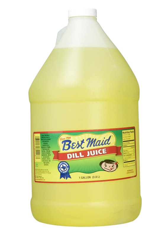 Is Pickle Juice Good For You - Pickle Juice
