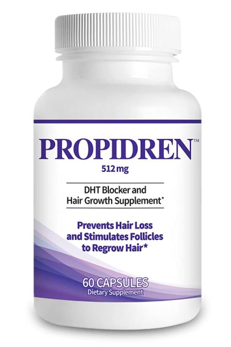Best Hair Regrowth Treatments For Men & Women (Buying Guide) - Propidren