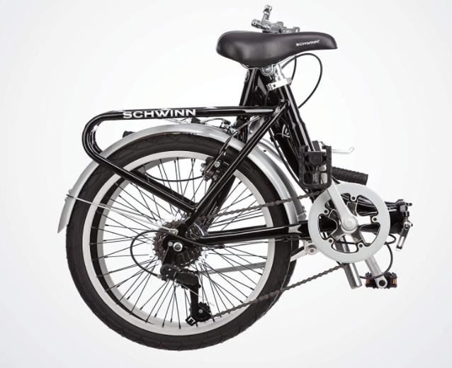 Bikes and Seniors I Bet You Haven't Forgotten - Folding Bike