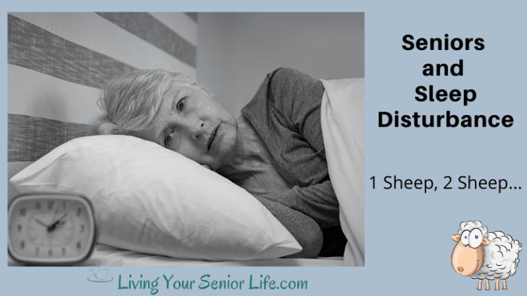Seniors and Sleep Disturbance - 1 Sheep, 2 Sheep
