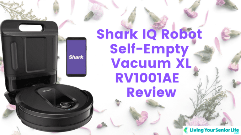 Shark IQ Robot Vacuum Self-Empty XL RV1001AE Review