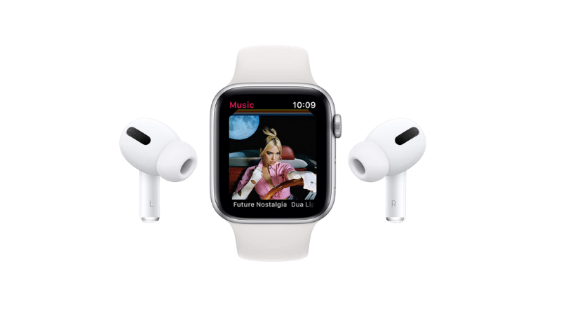 Apple Watch Series 6 - Review - Music