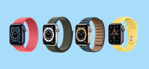 Apple Watch Series 6 - Review