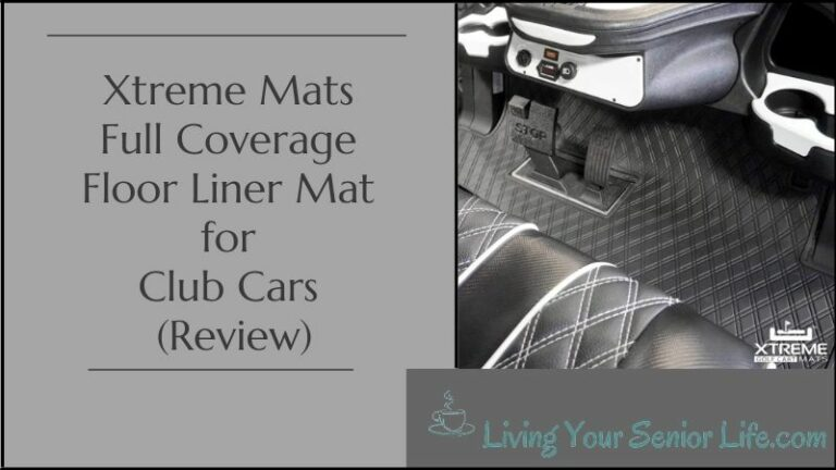 Xtreme Mats Full Coverage Floor Liner Mat for Club Cars (Review)