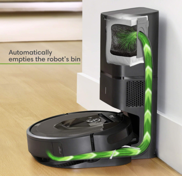 Robotic Vacuum Cleaner Buying Guide - Automatic Emptying