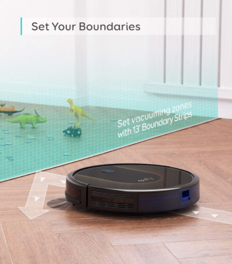 Robotic Vacuum Cleaner Buying Guide - Boundary Strip