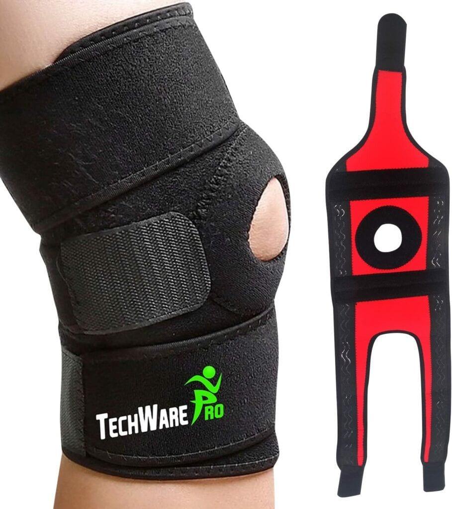 3 Best Knee Braces For Arthritis (2021Comparison Guide) - TechWare Pro Knee Brace