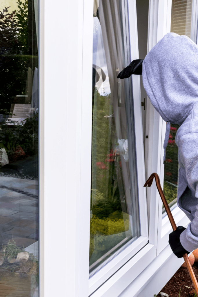 Home Security Camera Buying Guide - Burglary
