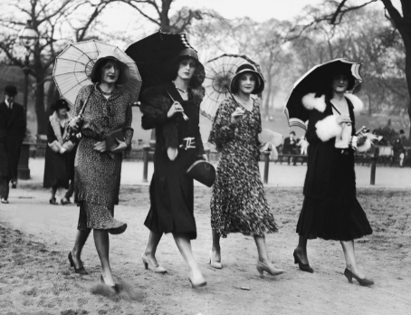 Life in the 1930s - Fashion