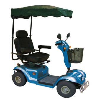 Best Mobility Scooter Accessories (2021 Reviews and Guide) - Sun Shade