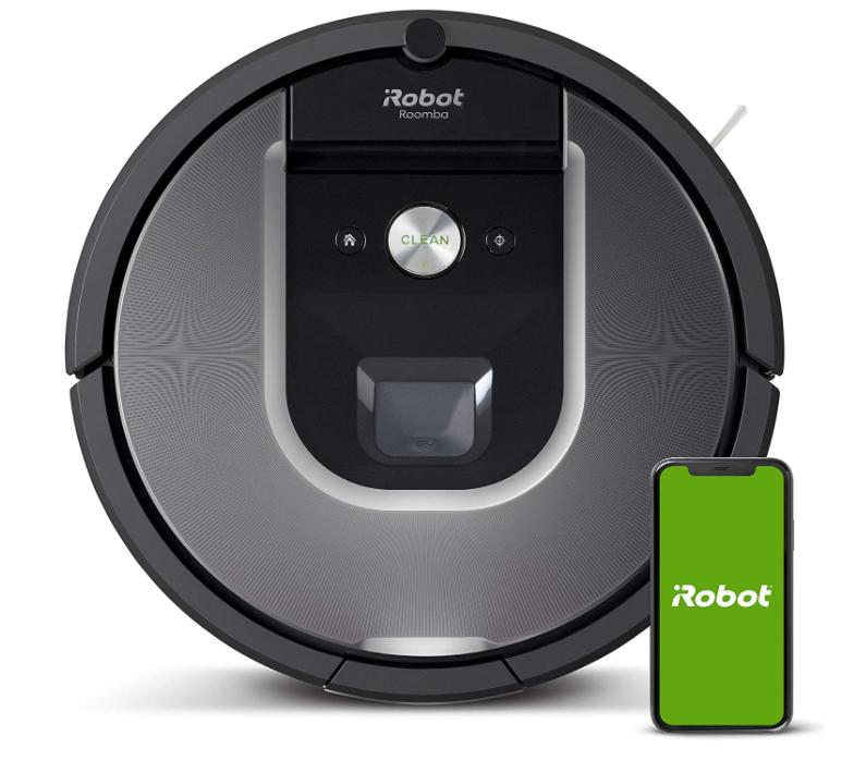 5 Best Robot Vacuum Cleaners -iRobot Roomba