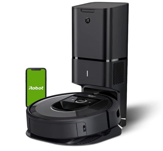 5 Best Robot Vacuum Cleaners - iRobot i7