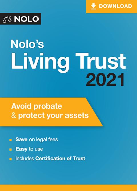 Nolo's Living Trust Review 2021