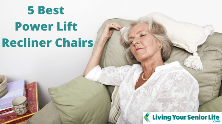 5 Best Power Lift Recliner Chairs