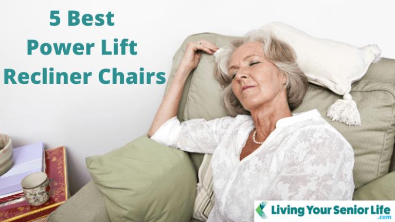 5 Best Power Lift Recliner Chairs