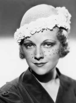 Life in the 1930s - Veiled Hat